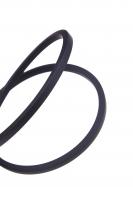 Каучук квадратный размер 4,0*4,0мм