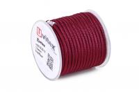 milan 216(Paracord) 3,0мм Цвет Бордовый 12
