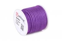 milan 216(Paracord) 3,0мм Цвет Фиолетовый 24