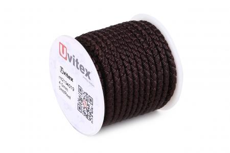 milan 219 4.0мм Цвет Темно-коричневый 19