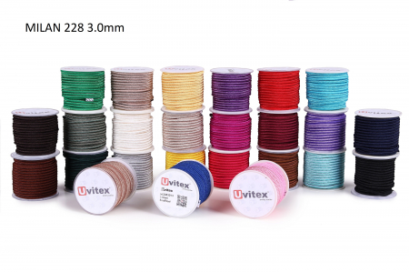 milan 228 3,0мм Цвет Фиолетовый 08
